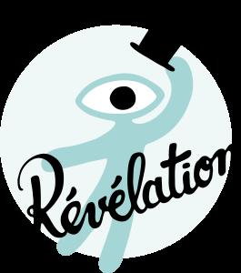 logo révélation - avec fond